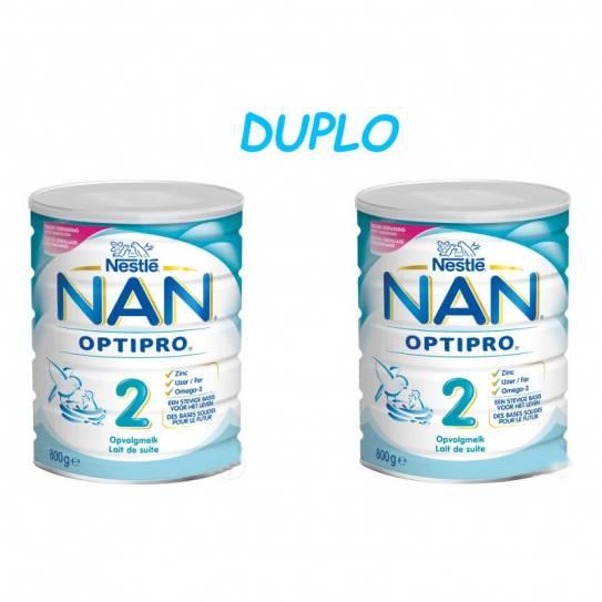 NAN 2 DUPLO 2 X 800G