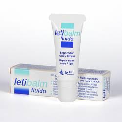 Letibalm fluido balsamo reparador nariz/labios