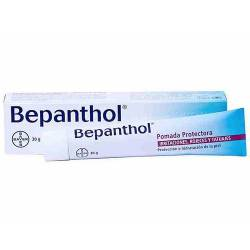 Crema Bepanthol Protector Tatuajes Pomada 30g