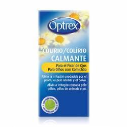 Optrex colirio calmante para el picor de ojos 10