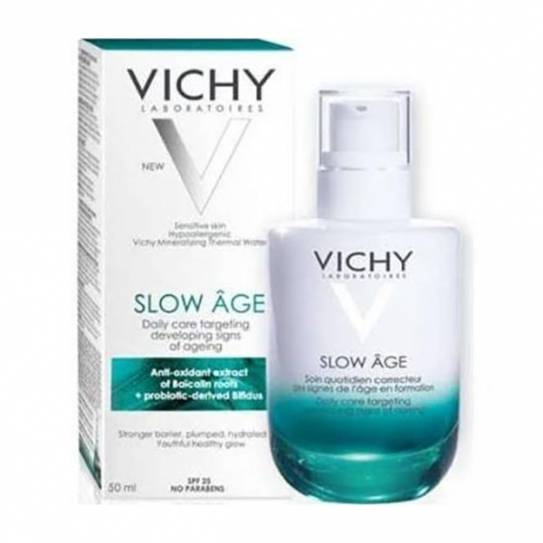 Vichy Slow Age 50ml Agua Termal con bífidus