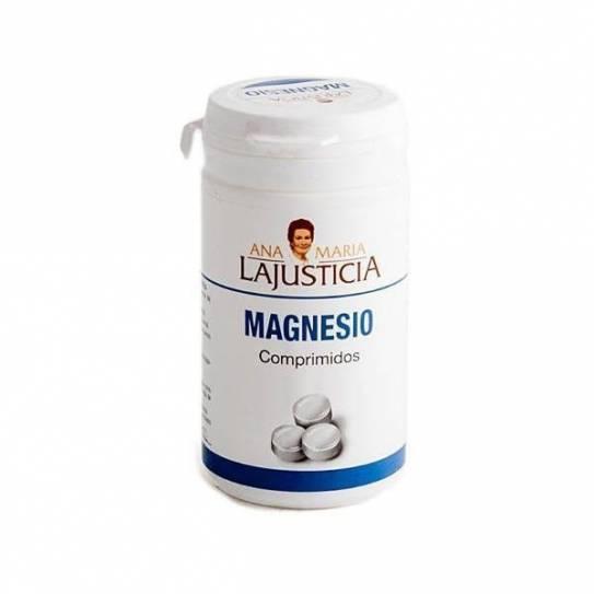 MAGNESIO CLORURO 140 COMP LAJUSTICIA