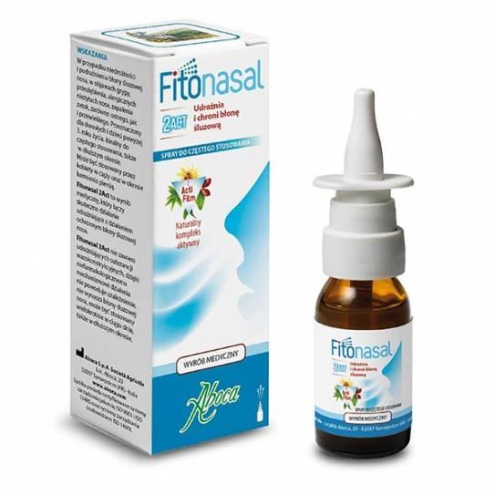 ABOCA FITONASAL 2ACT SPRAY 15 ML