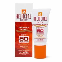HELIOCARE GELCREMA COLOR OSCURO 50 ML