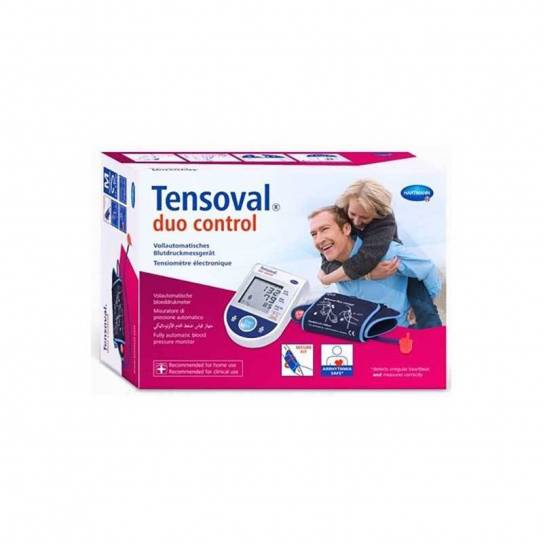 Tensoval Duo Control tensiómetro doble medición