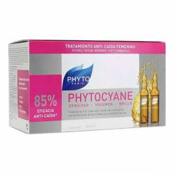 Phytocyane ampollas 12 x 7.5 ml