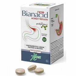 Aboca Neobianacid acidez y reflujo 45 comprimido