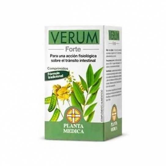 Planta Médica Verum Forte 80 comprimidos