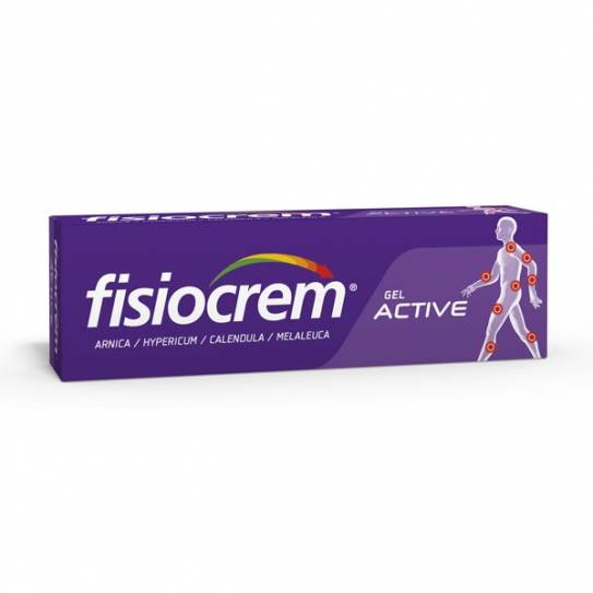 Fisiocrem gel active 600 ml