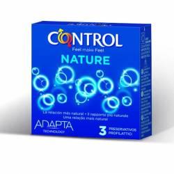 Preservativos Control Nature 3 unidades