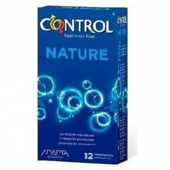 Preservativos Control Nature Adapta 12 uds