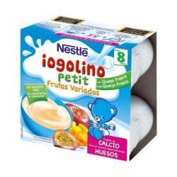 Nestle Iogolino Petit frutas variadas 4X100