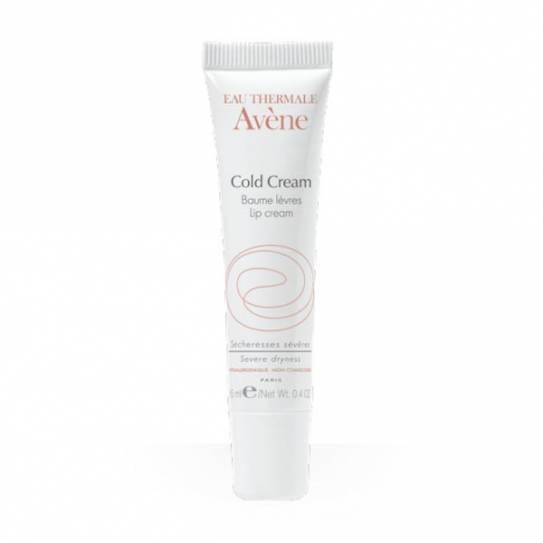 Avene Cold Cream bálsamo labial nutrición intens