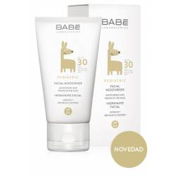 BABE PEDIATRIC HIDRATANTE FACIAL SPF 30 50 ML