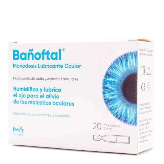 BAÑOFTAL 20 AMPOLLAS MONODOSIS DE 0,4 ML