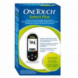 ONE TOUCH SELECT PLUS MEDIDOR GLUCOSA