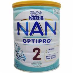 Nan 2 Optipro 800 Gr Leche Infantil 6m