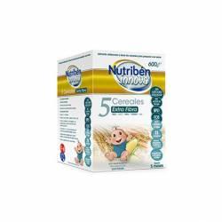 NUTRIBEN INNOVA 5 CEREALES EXTRA FIBRA 600 G