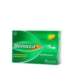 Berocca Performance Naranja 30 Comprimidos