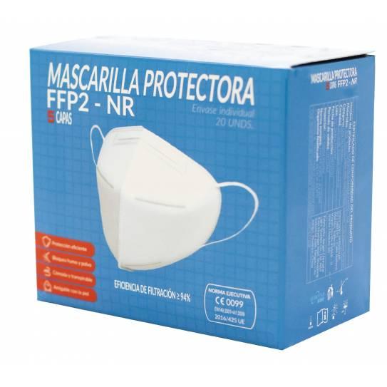 MASCARILLA FFP2 VEERESA CAJA 20 UD